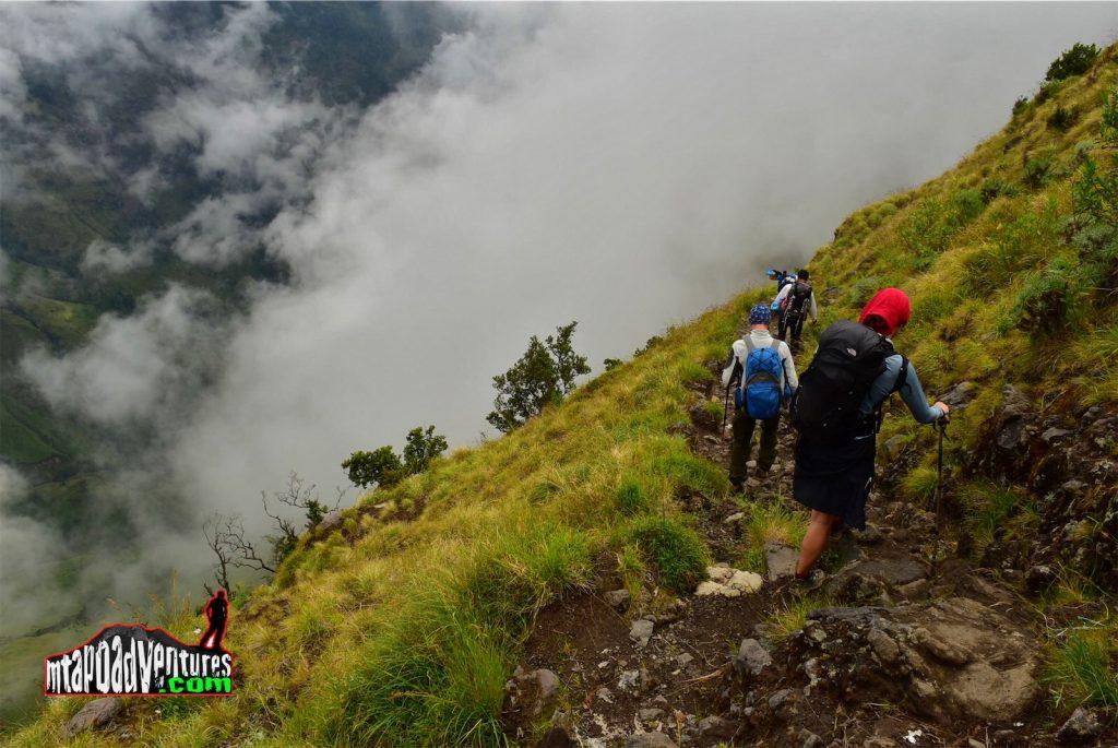 Sembalun Trail